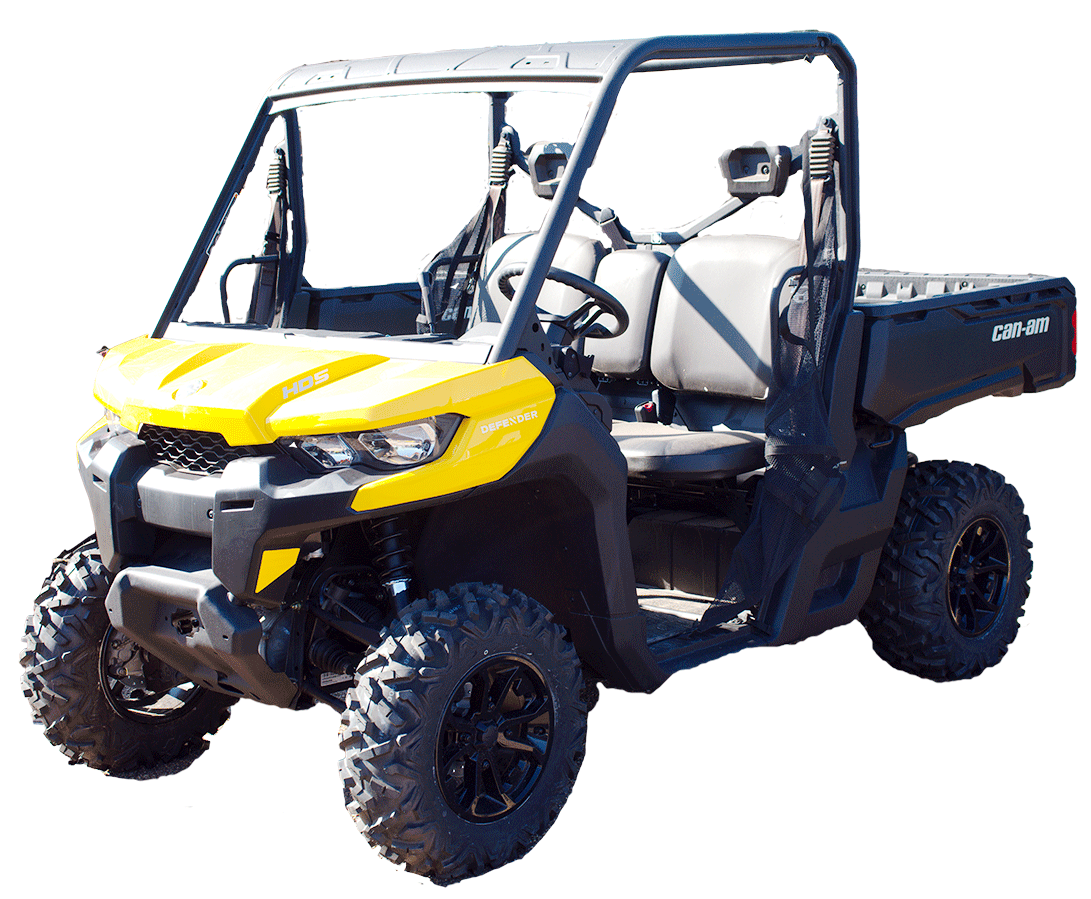 yellow-atv